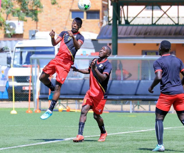 Uganda Cranes to hold final training in closed session